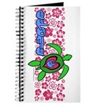 ILY Aloha Hawaii Turtle Journal