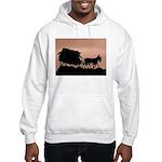 Wagon Train Hooded Sweatshirt