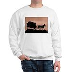 Wagon Train Sweatshirt