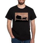 Wagon Train Dark T-Shirt