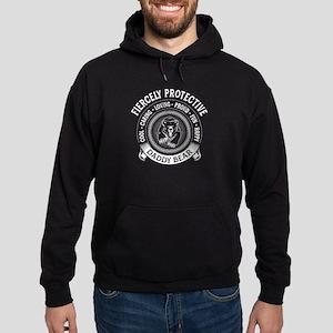 Fiercely Protective Daddy Bear Sweatshirt