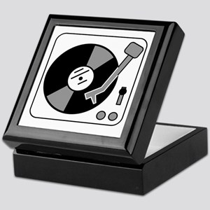 Turntable Keepsake Box