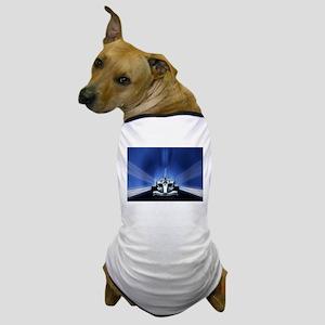 Speedy Blue F1 Dog T-Shirt