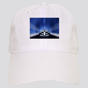 Speedy Blue F1 Cap