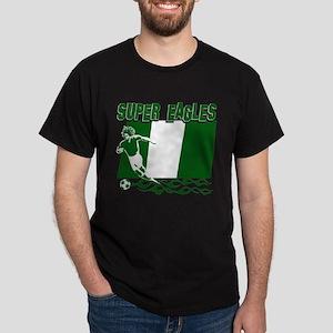 Super Eagles of Nigeria Dark T-Shirt