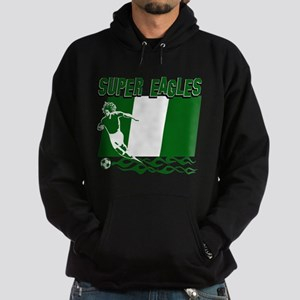 Super Eagles of Nigeria Hoodie (dark)