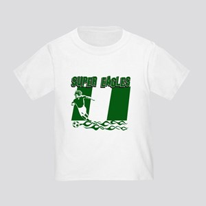 Super Eagles of Nigeria Toddler T-Shirt