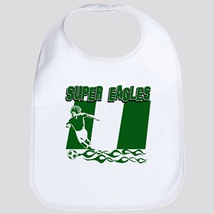Super Eagles of Nigeria Bib