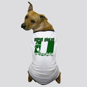 Super Eagles of Nigeria Dog T-Shirt