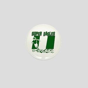 Super Eagles of Nigeria Mini Button
