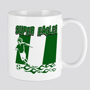 Super Eagles of Nigeria Mug