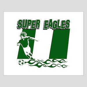 Super Eagles of Nigeria Small Poster