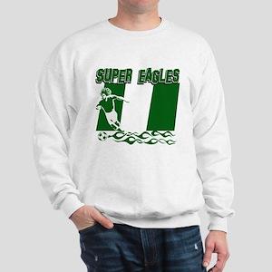 Super Eagles of Nigeria Sweatshirt