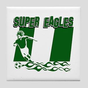 Super Eagles of Nigeria Tile Coaster