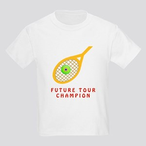 Future Tennis Champion Kids Light T-Shirt