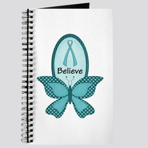 Believe- Teal Awareness Journal
