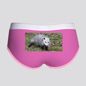 Opossum Women's Boy Brief