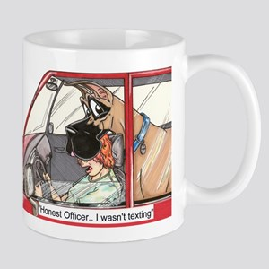 CF Honest Officer Mug