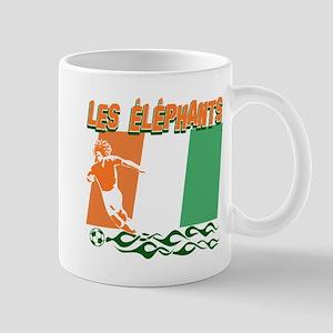 Ivorian Soccer Mug