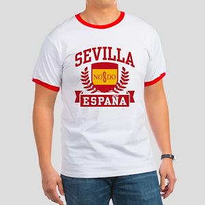 Sevilla Espana Ringer T