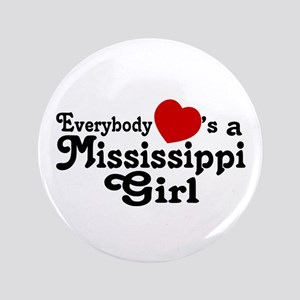 "Everybody Hearts a MS Girl 3.5"" Button"
