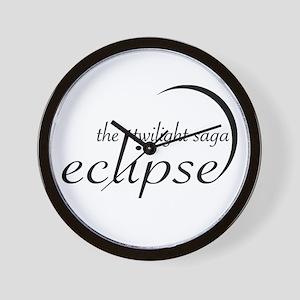 The Twilight Saga Wall Clock