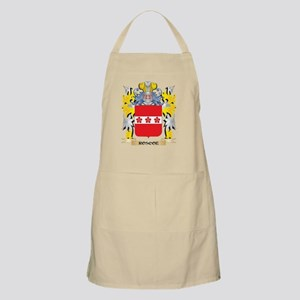 Roscoe Family Crest - Coat of Arms Light Apron