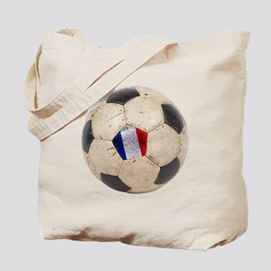 France Football Tote Bag