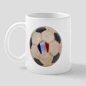 France Football Mug