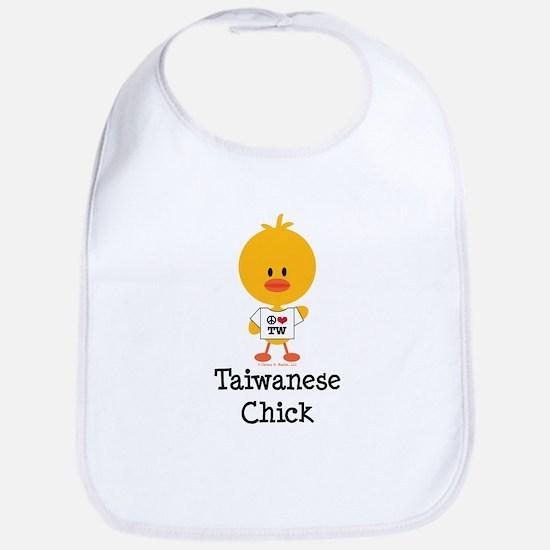 Taiwanese Chick Bib