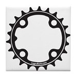 ChainRing Tile Coaster