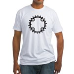 ChainRing Fitted T-Shirt