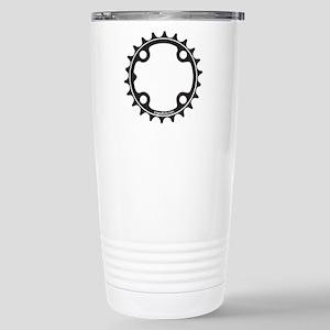 ChainRing Stainless Steel Travel Mug