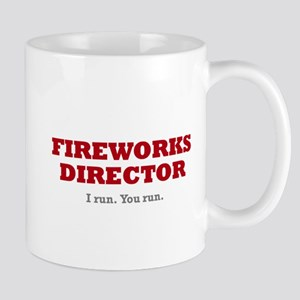 Fireworks Director - Mug