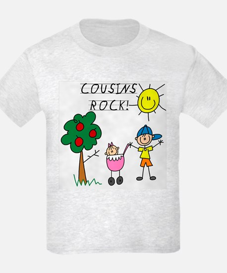 Cousins Rock One T-Shirt
