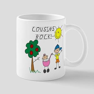 Cousins Rock One Mug