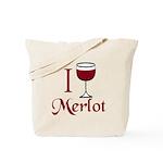 Merlot Drinker Tote Bag