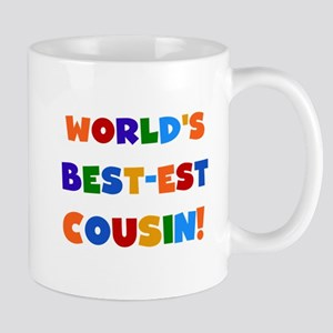 World's Best-est Cousin Mug