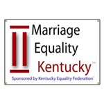 Marriage Equality Kentucky Banner