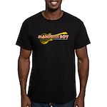 Mannish Boy Men's Fitted T-Shirt (dark)