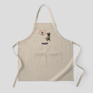 Puggle Lover Apron