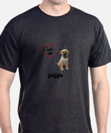 Puggle Lover T-Shirt