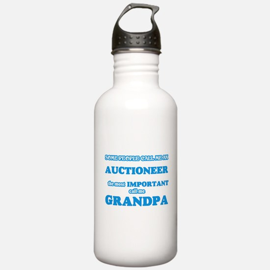 Some call me an Auctio Water Bottle
