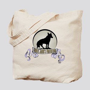 Protected by Jacob Tote Bag