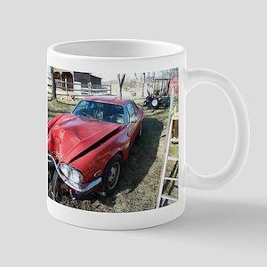 Jaguar XJS Mug