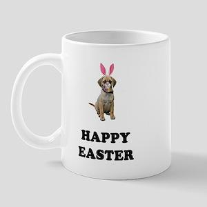 Easter Bunny Puggle Mug