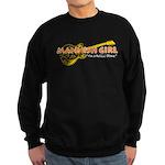 Mannish Girl Sweatshirt (dark)
