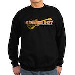 Girlish Boy Sweatshirt (dark)