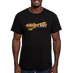 Girlish Boy Men's Fitted T-Shirt (dark)