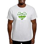 Hug a Vegetarian Light T-Shirt